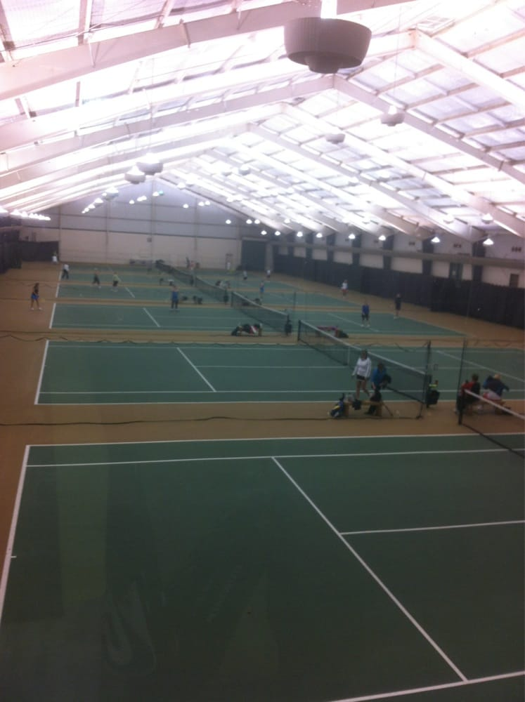 Burns Park Tennis Center