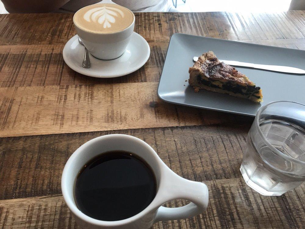 Caffeine Roasters: 212 E Cass St, Tampa, FL