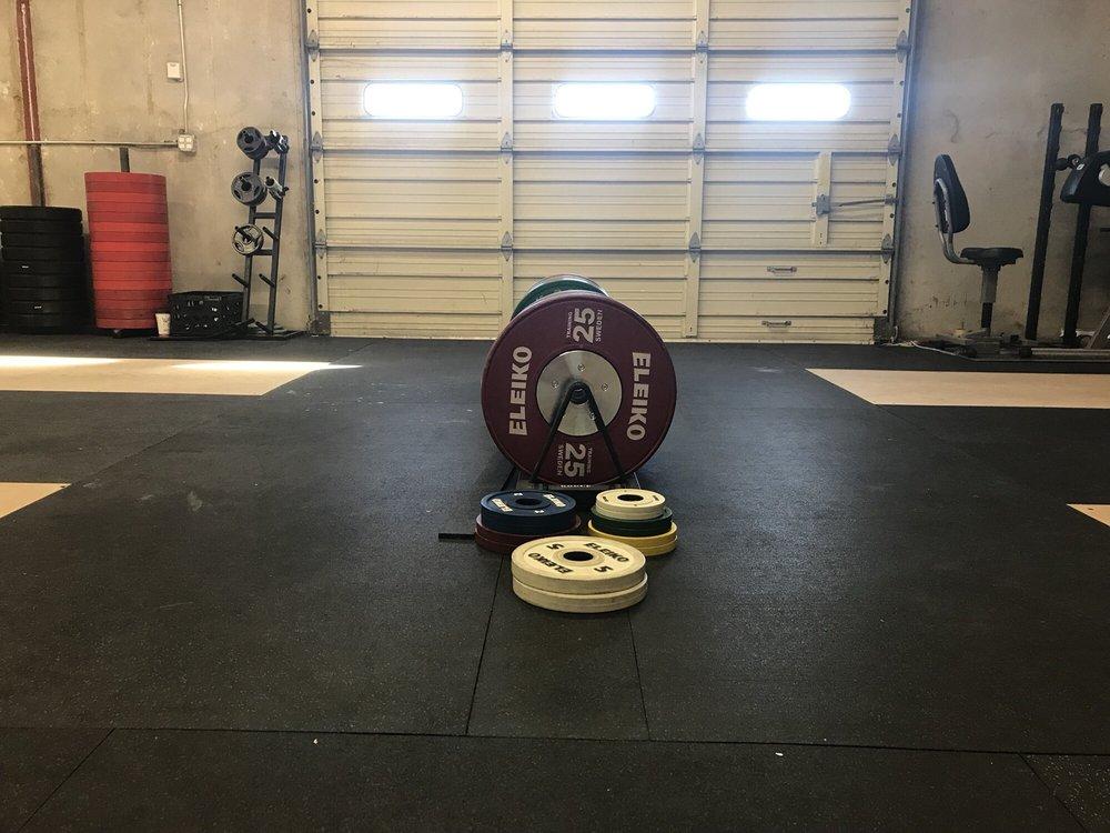 Oklahoma Weightlifting Club: 2001 W Detroit St, Broken Arrow, OK