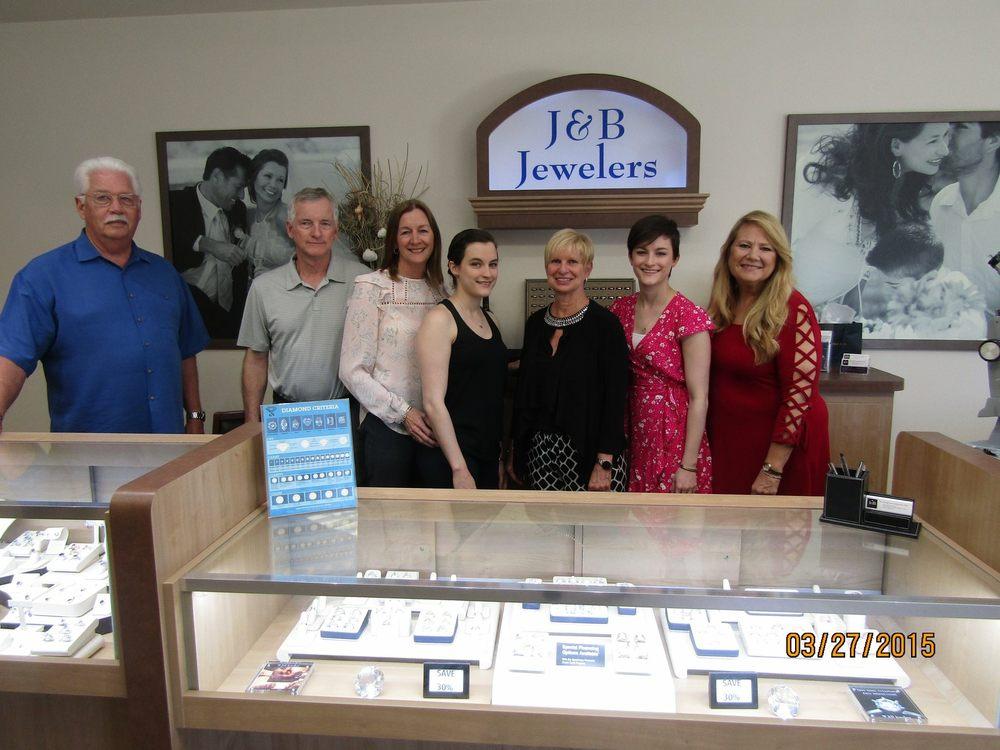 J & B Jewelers