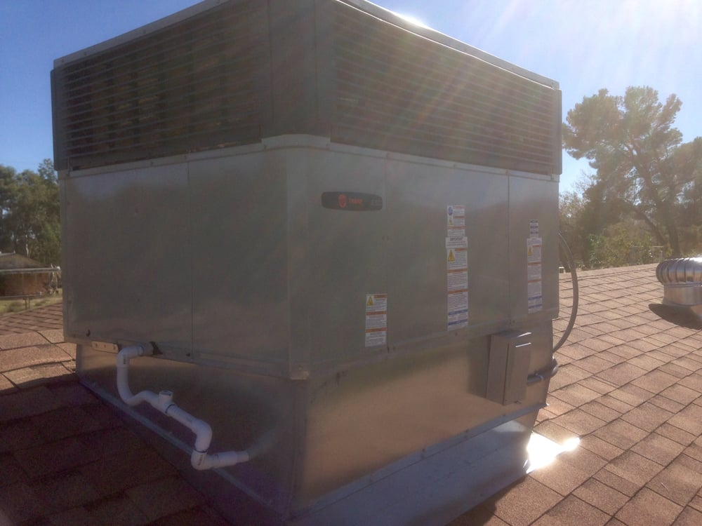 Trane Xl14 Gas Electric Package Unit Yelp