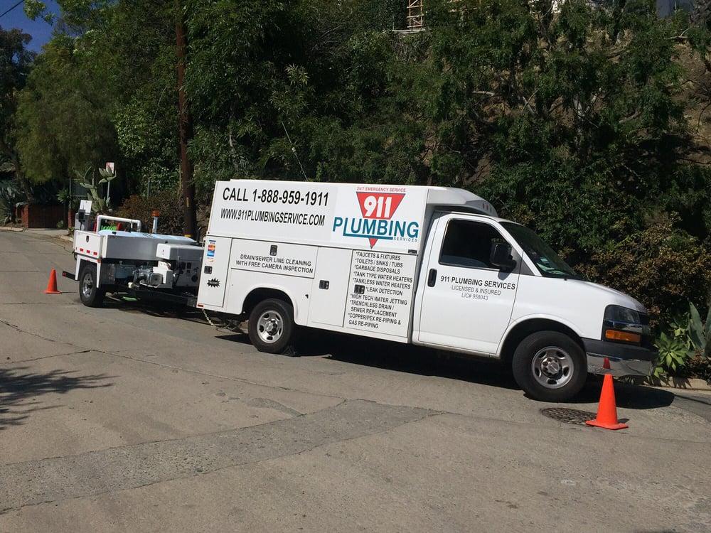 911 Plumbing Services