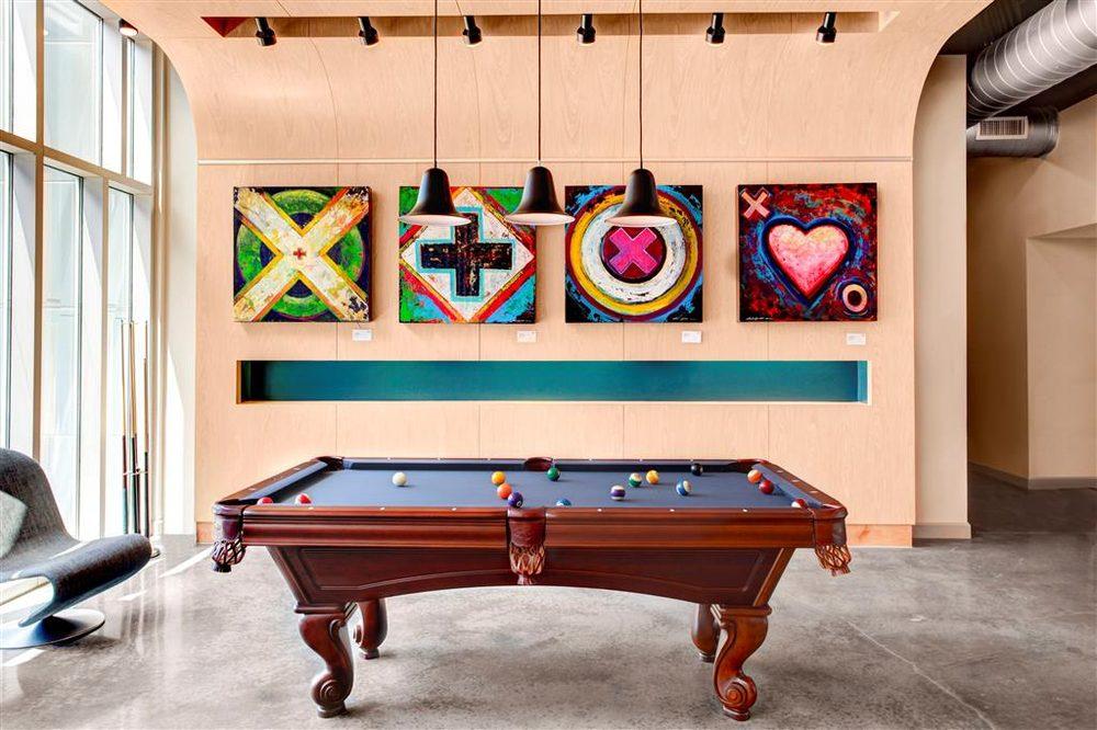 Billiards , Wall Art - Yelp