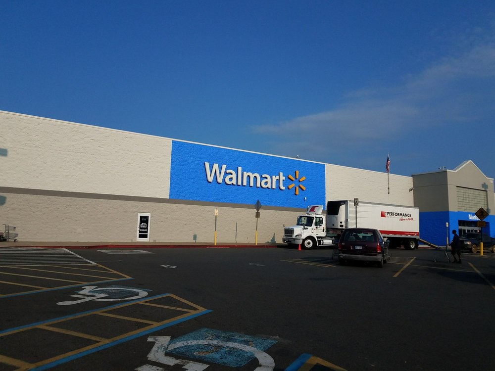 Walmart Supercenter: 109 Wp Malone Dr, Arkadelphia, AR