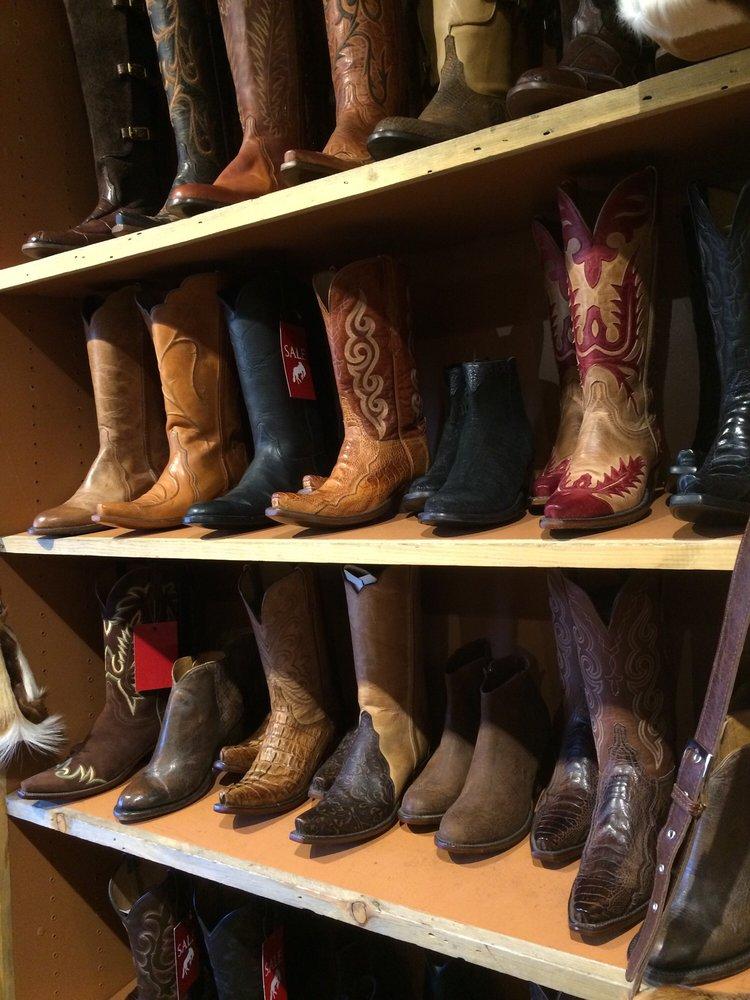 6d70bbc7dbb8e Burns Cowboy Shop - 14 Photos - Leather Goods - 363 Main St