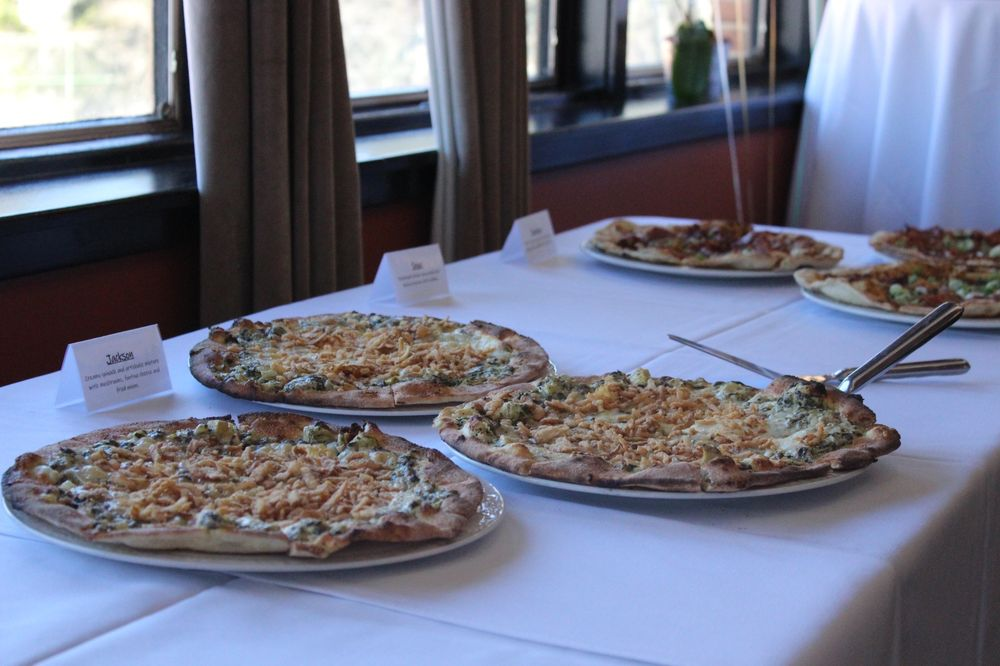 Pizza by Elizabeths: 3801 Kennett Pike, Wilmington, DE