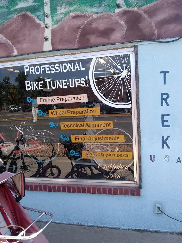 Alamosa Cycles: 512 3rd St, Alamosa, CO