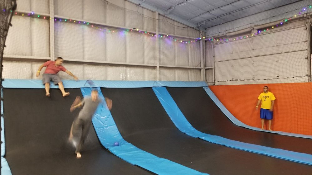IJump: 2670 E 14th N, Idaho Falls, ID