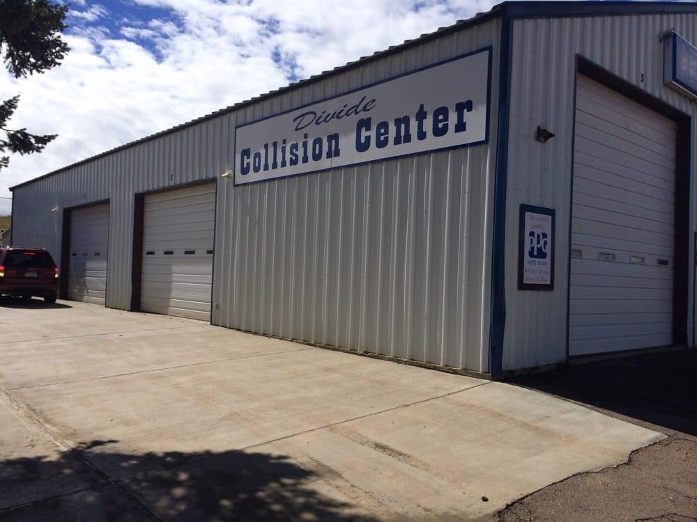 Divide Collision Center: 178 Weaverville Rd, Divide, CO