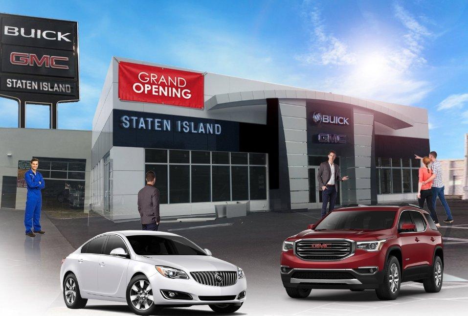 Staten Island Buick GMC