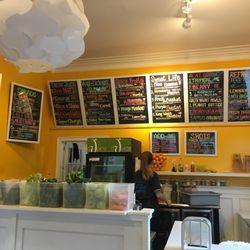D Juice Fresh Juice And Smoothie Bar Order Food Online 62 Photos