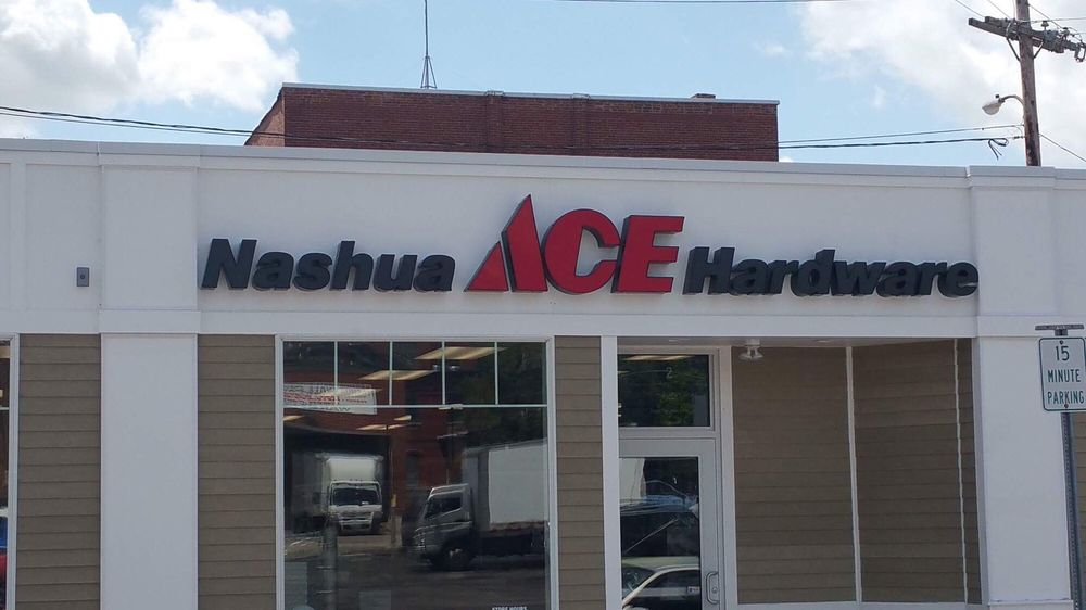 Nashua Ace Hardware: 129 W Pearl St, Nashua, NH