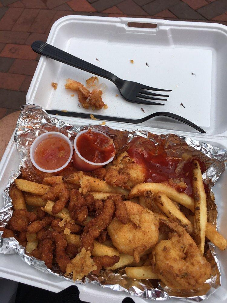 Mr B's Seafood Express