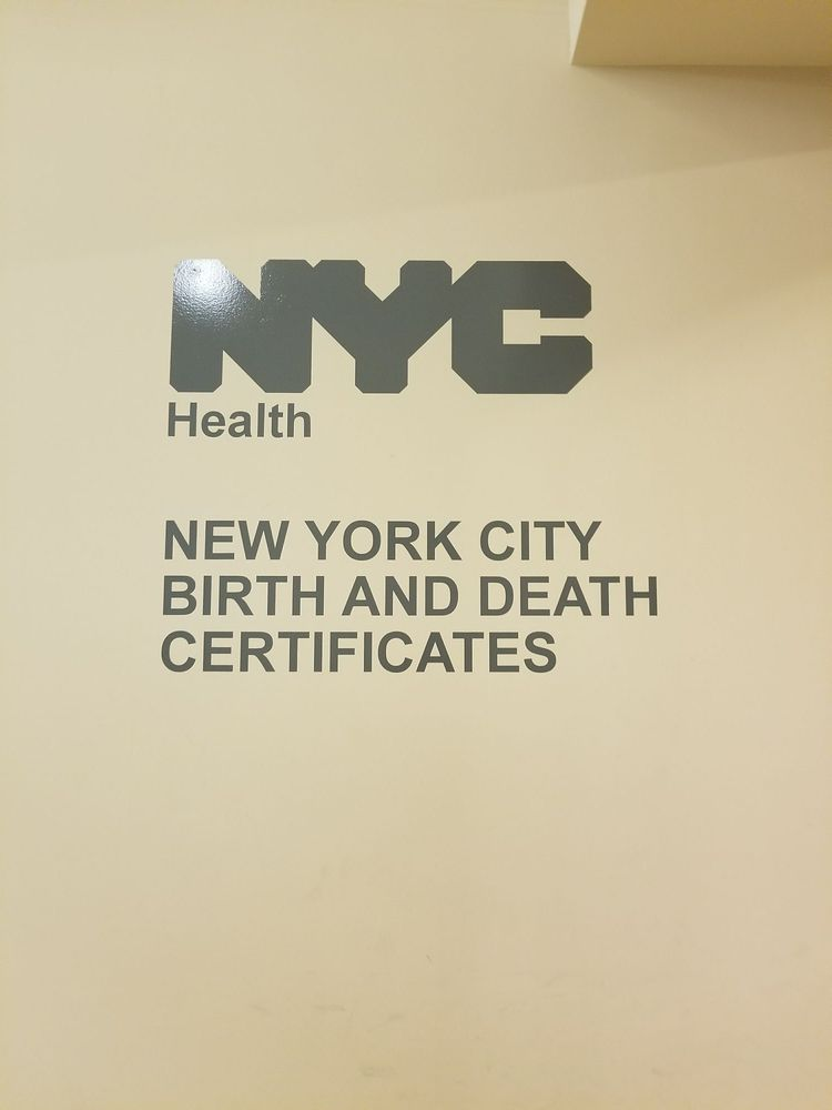 NYC Department of Health, Office of Vital Records - 33 Reviews ...