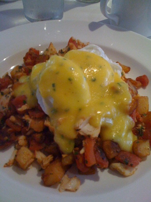 The crab hash at brunch yelp for South city kitchen midtown atlanta ga 30309