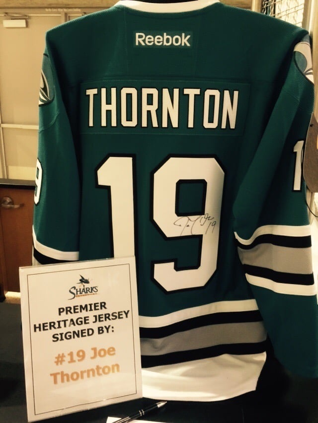 new concept 3992d c95d9 Sharks Foundation Auction! - Yelp