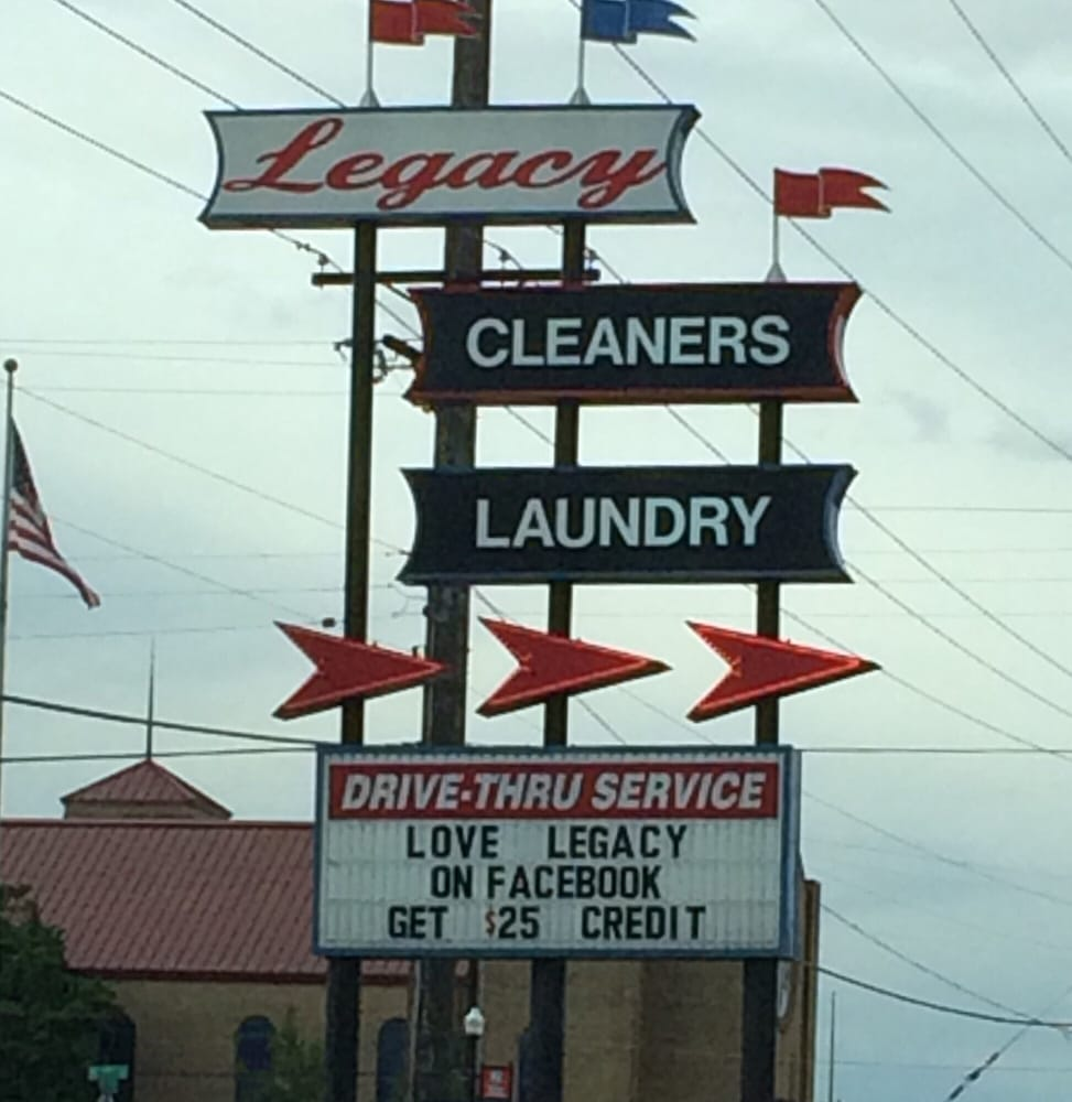 Legacy Cleaners and Laundry