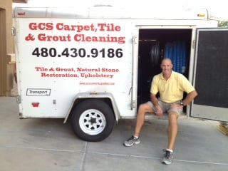 GCS Carpet Tile & Grout Cleaning