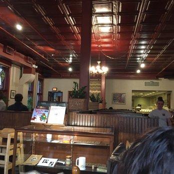 The Courier Cafe Menu Urbana Il