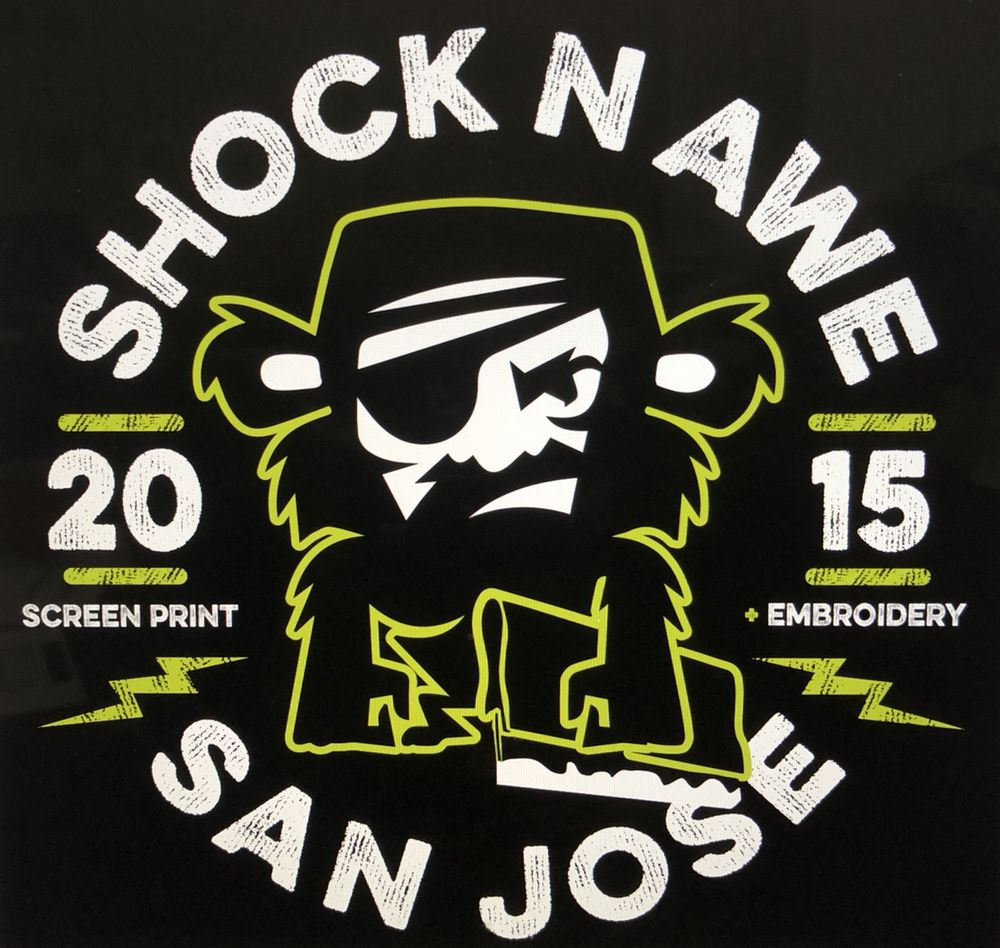 Shock N Awe Prints