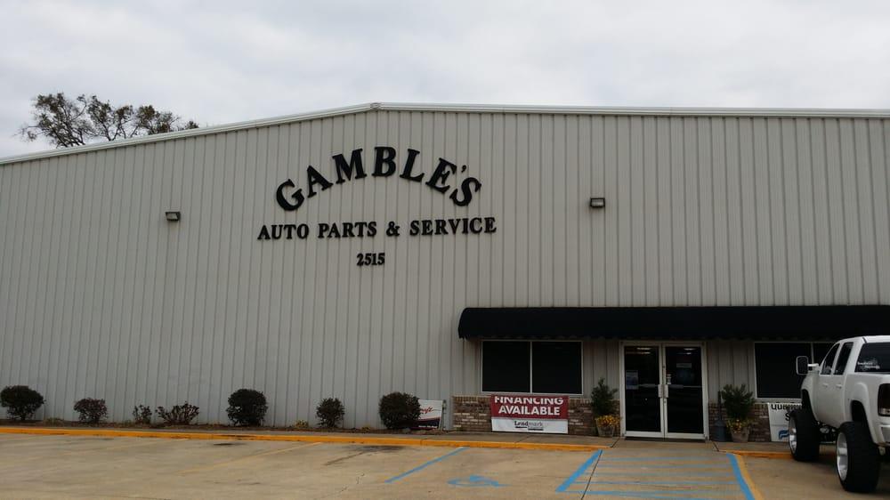 Gamble's Auto Parts & Service: 2515 Morgan Rd, Bessemer, AL