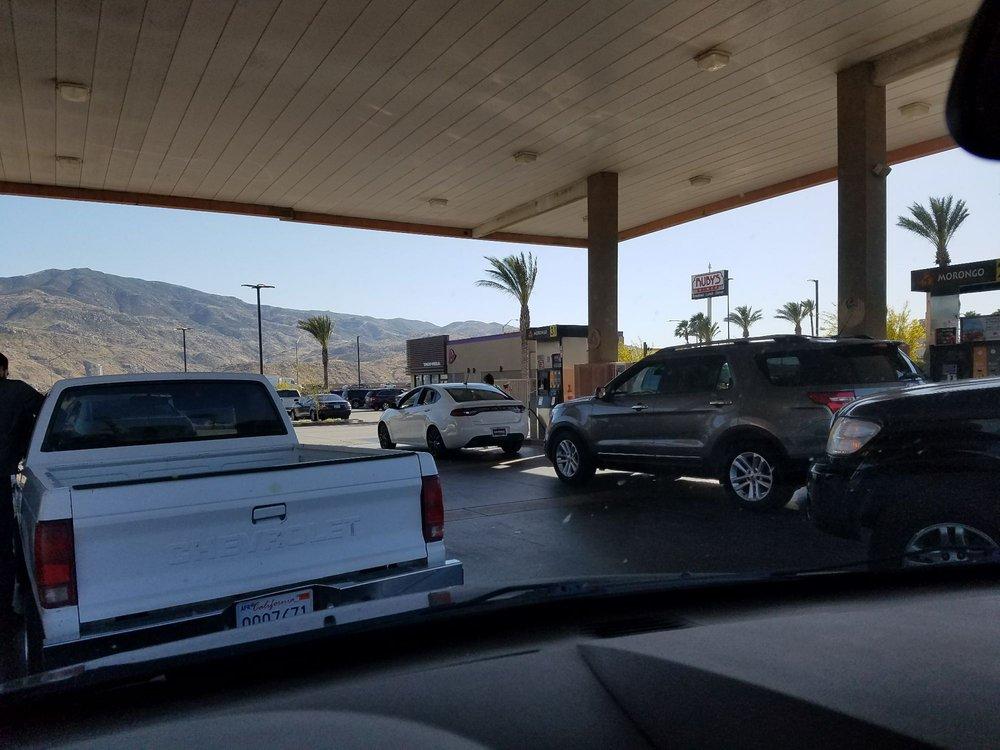 Morongo casino gas station phone number