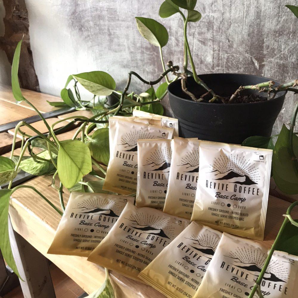 Revive Coffee: 81 S Washington St, Sonora, CA