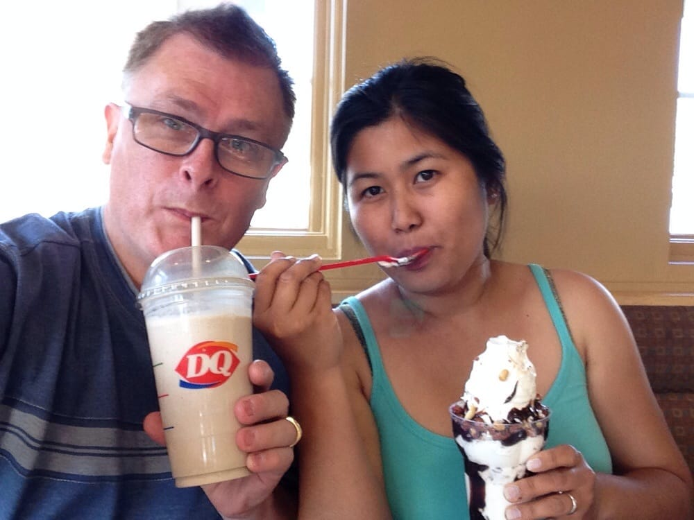 Dairy Queen: 501 S Scatterfield Rd, Anderson, IN