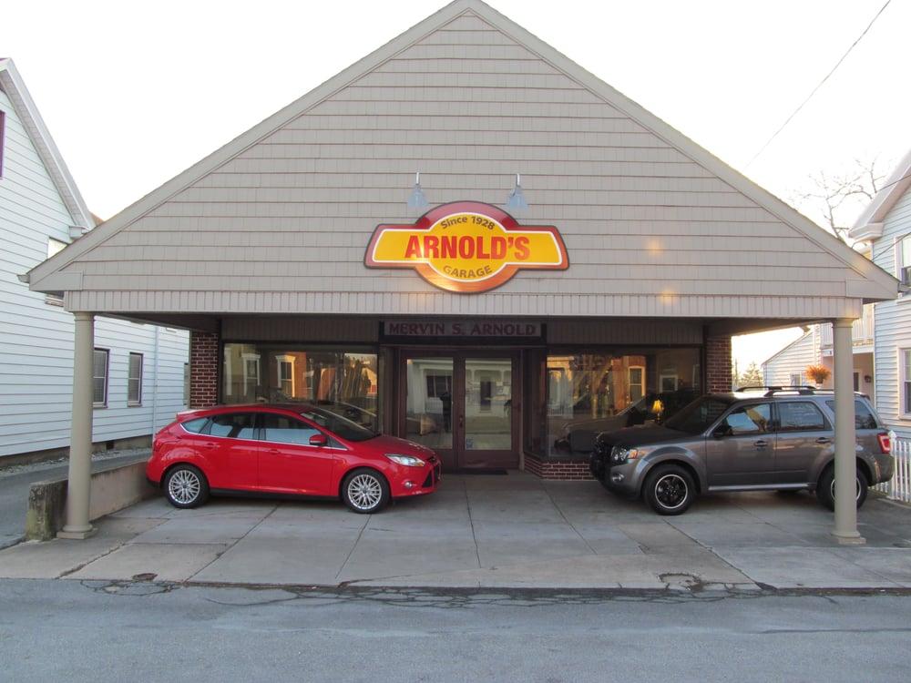 Arnold's Garage: 15 S River St, Maytown, PA