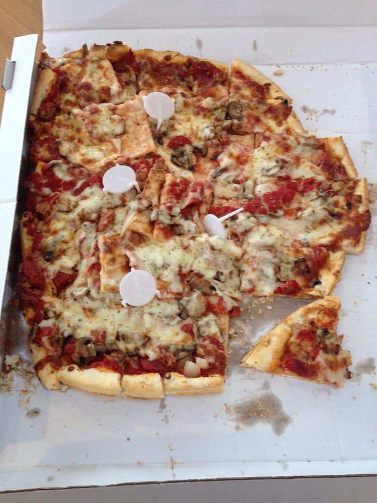 Father and Son Pizzeria: 137 S 4th St, Oregon, IL