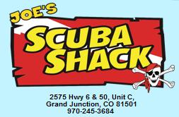 Joes Scuba Shack: 2575 Hwy 6 & 50, Grand Junction, CO