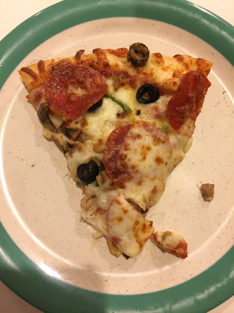 Food from Papa's Pizza To Go