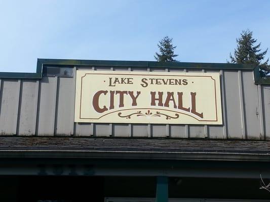 City of Lake Stevens City Hall 1812 Main St Lake Stevens, WA
