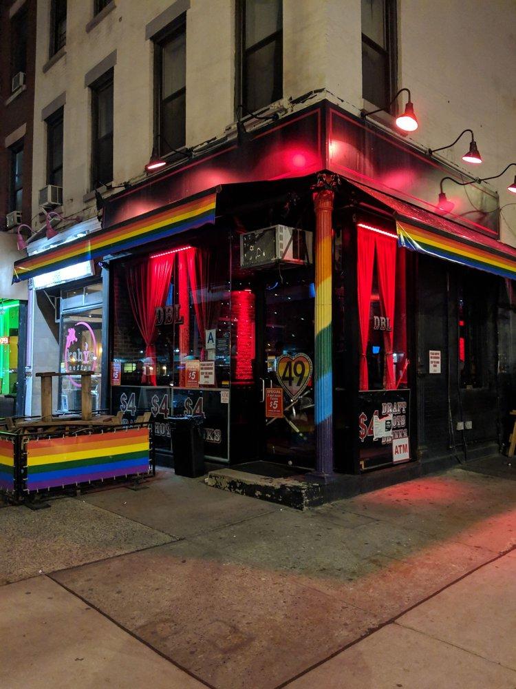 Dive Bar Lounge: 667 10th Ave, New York, NY