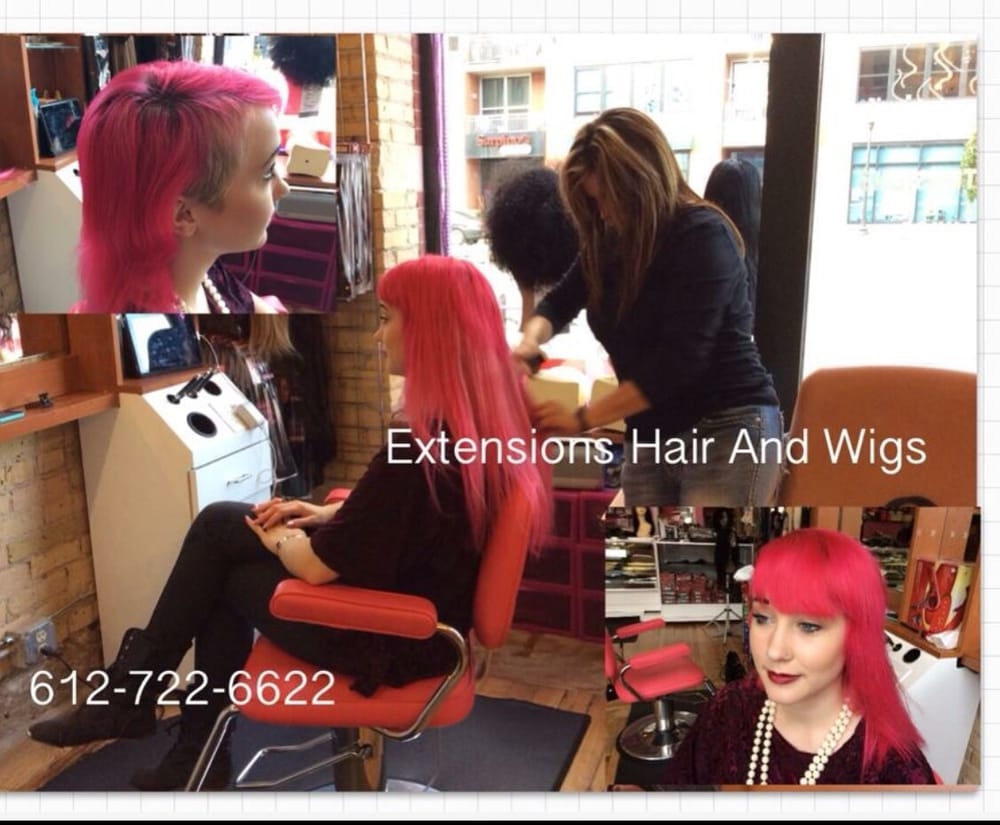 Extensions hair and wigs the best hair extensions weave - Hair salons minnesota ...