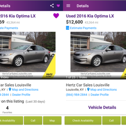 Hertz Car Sales Louisville Car Dealers Bardstown Rd - Cool cars louisville ky