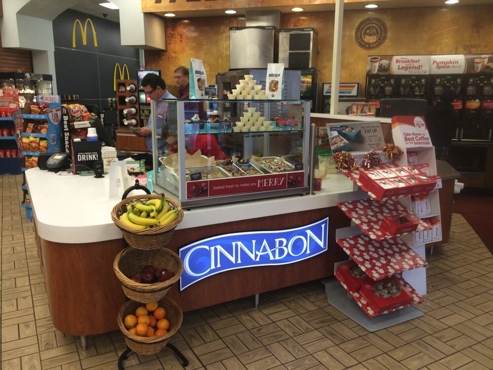 Cinnabon: 3624 Roy Messer Hwy, White Pine, TN