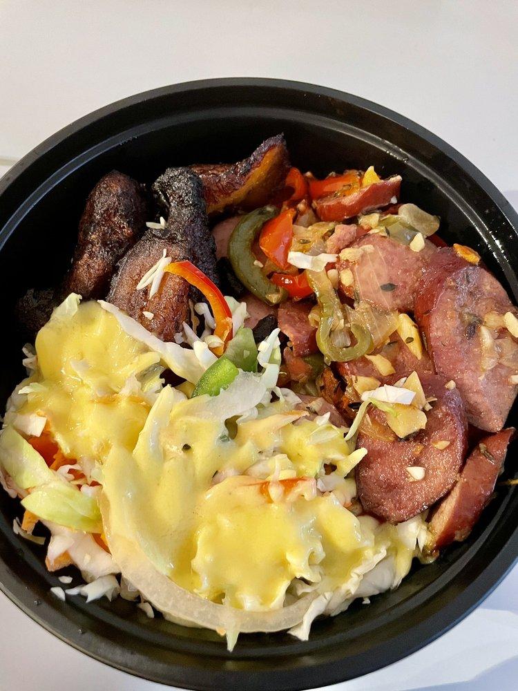 Sobeachy Haitian Cuisine: 1065 South Charles St, Baltimore, MD