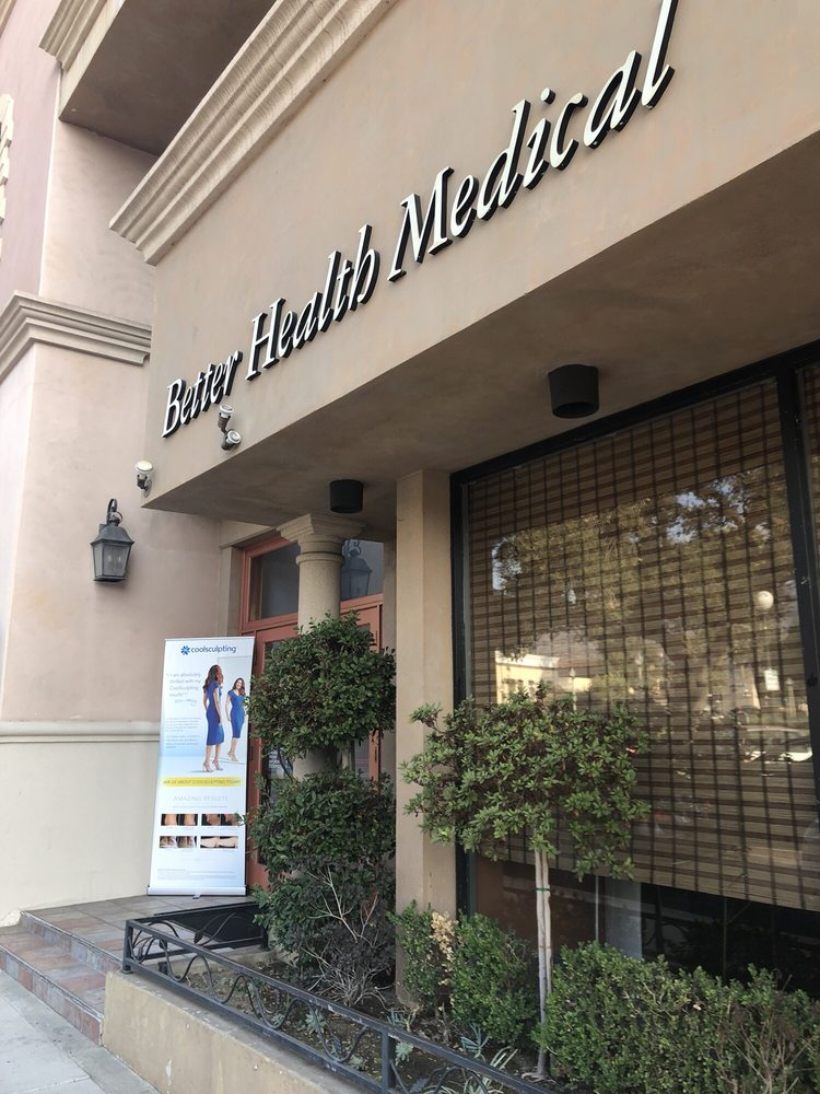 Better Health Medical Day Spa 116 W Lime Ave Monrovia