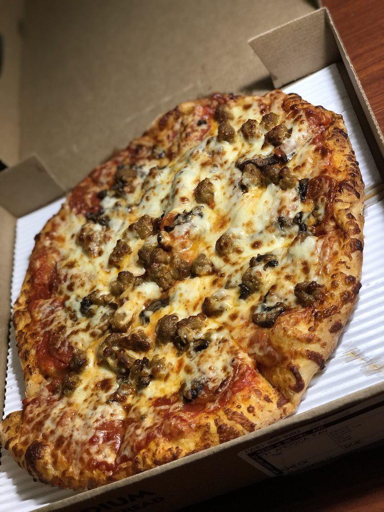 Cousin Vinny's Pizza: 1513 W McGalliard Rd, Muncie, IN