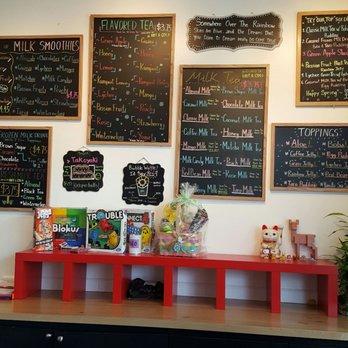 Charming Photo Of Over The Rainbow Tea Bar   Renton, WA, United States