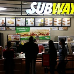 Photo Of Subway Houston Tx United States New Location In Galleria