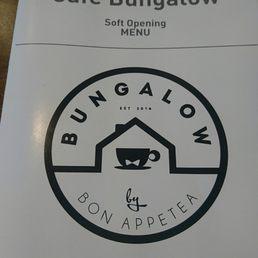 Cafe Bungalow Azusa Menu