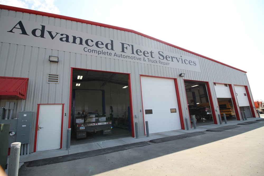 Advanced Fleet Services of ND: 1202 Burlington Dr, Bismarck, ND