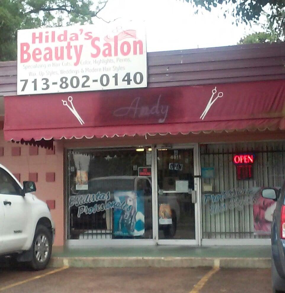 Hilda's Beauty Salon: 4811 N Main St, Houston, TX