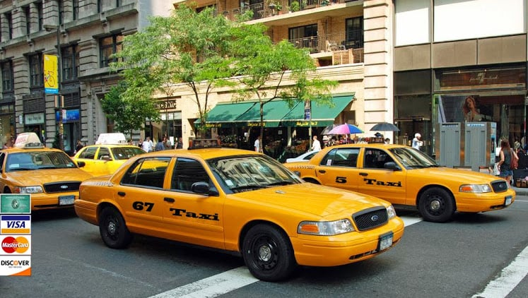 Yellow Taxi Cincinnati Ohio: 123 W Liberty St, Cincinnati, OH