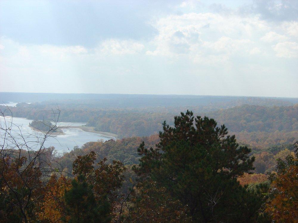 Nathan Bedford Forrest State Park: 1825 Pilot Knob Rd, Eva, TN
