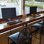 Internet Cafe With Computers Portland