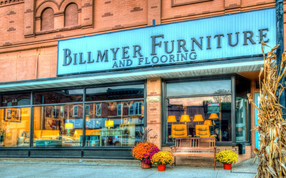 Billmyer Furniture & Flooring: 228 N Elm St, Cresco, IA