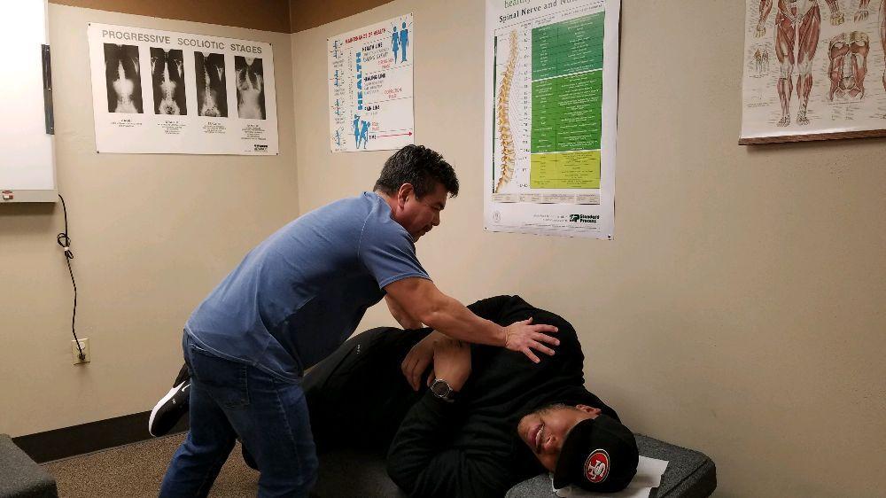 Nyren Chiropractic Center: 10828 Gravelly Lake Dr SW, Lakewood, WA